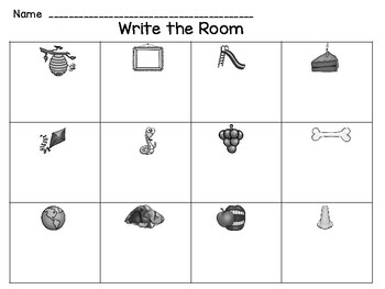CVCe Write the Room