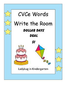 CVCe Write the Room Dollar Deal