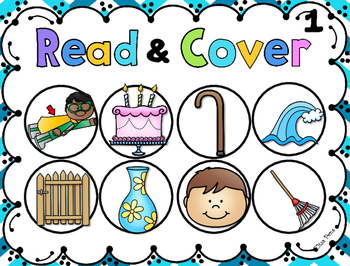 CVCe and ee Read & Cover