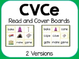 CVCe (long vowels) Roll and Cover Boards