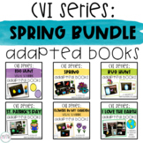 CVI Series Adapted Books Bundle   Spring