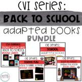 CVI Series Back to School Activities Bundle