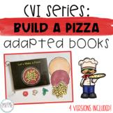 CVI Series Build a Pizza Interactive Books