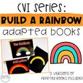 CVI Series Build a Rainbow Interactive Books