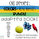 CVI Series Colors Adapted Books   BUNDLE