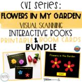 CVI Series Flowers in My Garden | BUNDLE | Printable and B