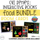 CVI Series: Food BUNDLE Interactive Books BOOM Cards- DIST