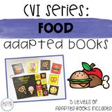 CVI Series: Food Interactive Books