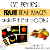 CVI Series Fruit Interactive Books | Real Images