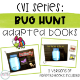 CVI Series Going on a Bug Hunt Interactive Books