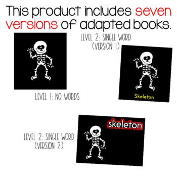 CVI Series: Halloween Interactive Books