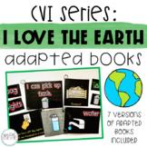 CVI Series I Love the Earth Interactive Books | Earth Day