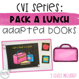 CVI Series Pack a Lunch Interactive Books