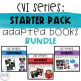 CVI Series Starter Pack Adapted Books Bundle