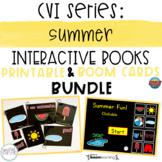 CVI Series: Summer Interactive Books BUNDLE (Printable and