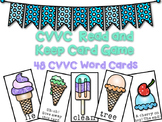 CVVC Card Game - Ice Cream Theme