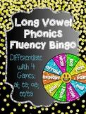 CVVC Long Vowel Bingo