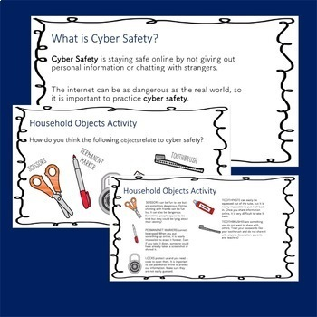 CYBER SAFETY PowerPoint Guidance Lesson