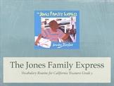 Gr.3 Ca. Treasures: Jones Family Express Vocabulary Routine