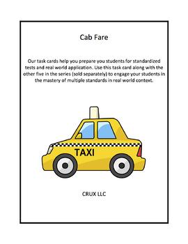 Cab Fare 1.0 - 6.0