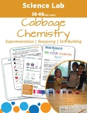 Cabbage Chemistry: Color changing fun