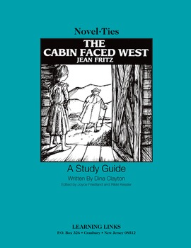 Cabin Faced West - Novel-Ties Study Guide