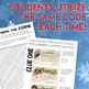 Cabin Fever Escape Room (Break Out)! Perfect for before break! U.S. History