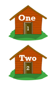 Cabin-Table Numbers