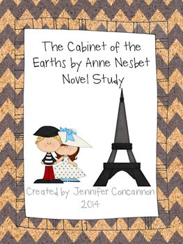 Cabinet of the Earths Comprehension Questions and Activities