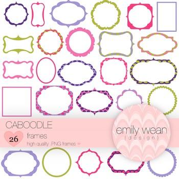 Caboodle - Digital Frames