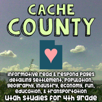 Cache County, Utah - Informative Reading and Writing