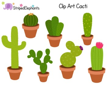 Cacti Clip Art