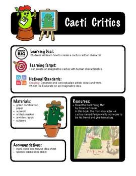 Cacti Critics