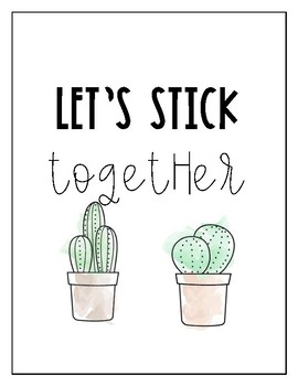 Cacti Posters