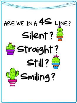 Cactus 4s line