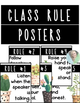 Cactus Black and White WBT Class Rules
