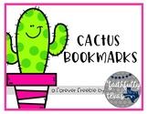 Cactus Bookmarks