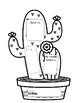 Cactus Bulletin Board Sharp work coming soon!