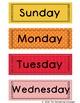 Cactus Calendar Days