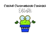 Cactus Chromebook Contract