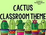 Cactus Class Theme