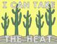 Cactus Theme Classroom Decor