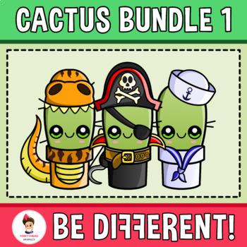 Cactus Clipart Bundle 1