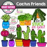 Cactus Clipart - Succulent Clipart