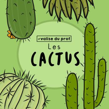 Cactus Cliparts
