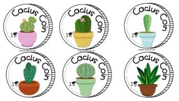 Cactus Coins