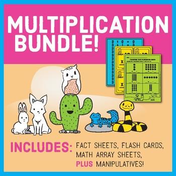 Cactus Cuties Multiplication Bundle