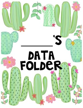 Cactus Data Folder