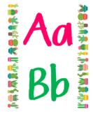 Cactus / Desert Alphabet