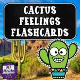 Cactus Feelings Flashcards